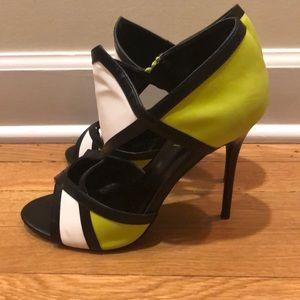 Paper Fox heels